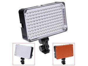 Aputure Amaran AL-126 Camera Camcorder LED Video Light Lamp Hot Shoe Filter