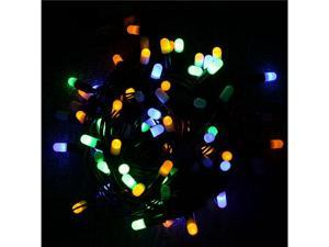 100LED 10M Colorful Christmas/Decoration String Lights EU 220V