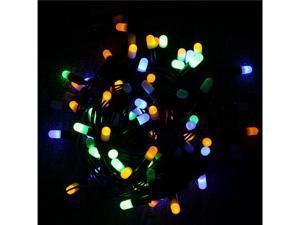 100LED 10M Colorful Christmas/Decoration String Lights EU 220V