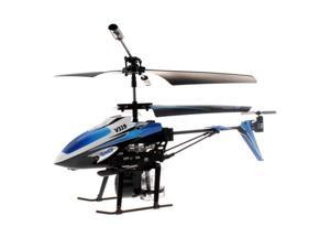 Water Spray Helicopter 3.5 Channel RC Infrared Control Blue