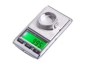 0.01g * 100g/0.1g * 500g Dual Mini Digital Jewelry Pocket Scale