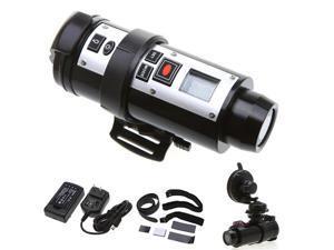 HD 720P Waterproof Action Camera Video Recorder Outdoor Helmet Camcorder