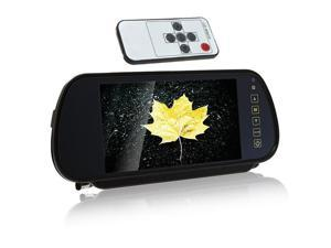"7"" Color TFT LCD Car Rearview Monitor for Camera DVD VCR"