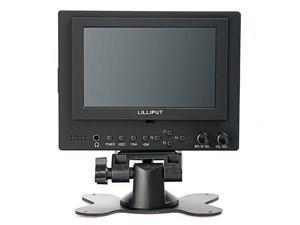 "Lilliput 5"" 569GL-50O/P LCD Video Camera Monitor with HDMI YPbPr UK Plug"