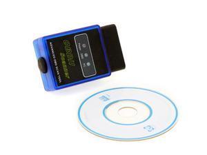 V1.5 Mini Bluetooth ELM327 OBDII OBD-II OBD2 Protocols Auto Diagnostic Scanner Tool