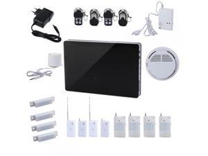 GSM Home Alarm System Kit Support iOS and Android Application