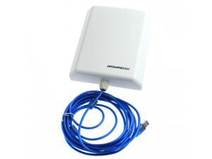 Outdoor 150Mbps 2.4GMZ USB Wireless Adapter WiFi WLAN 14Db High Gain Antenna 5M Cable