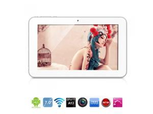 "Ainol Novo7 Rainbow 7"" Tablet PC Android 4.2 - Five Points Touch Capacitive 800x480 512M/4GB Wifi Multi-Language Allwinner ..."