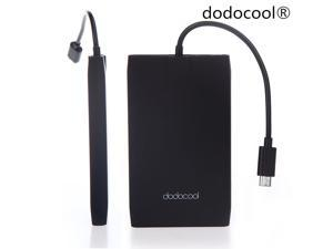 dodocool 3000mAh Power USB High Capacity Portable Power Bank Backup Battery Charger External Battery Pack Charger for Android ...