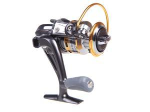 8BB Ball Bearings Left/Right Interchangeable Collapsible Handle Fishing Spinning Reel ST3000 5.1:1