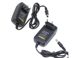US plug AC 100-240V To DC 12V 2A Power Supply Converter Adaptor Adapter for Led Lights Strips