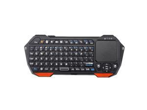 Mini Portable Wireless Bluetooth 3.0 Keyboard with Mouse Touchpad for Windows Android iOS