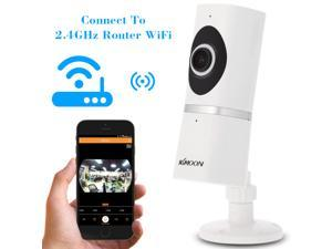 KKmoon #174; HD 720P 180 #176; Panoramic Fisheye Megapixels Wireless WiFi Network IP Cloud Indoor Ca