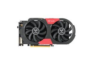 Colorful NVIDIA GeForce GTX iGame 1050Ti GPU 4GB 128bit Gaming 4096M GDDR5 PCI-E X16 3.0 Video Graphics Card DVI+HDMI+DP Port with Two Cooling Fan