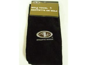 Athletic Works Tri-Fold Golf Towel Golf Towel