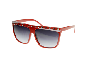Celebrity Inspired Studded Party Rock Neon 80s Retro  Wayfarers Sunglasses