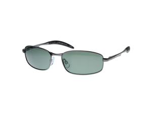 Polarized Modern Metal Wire Frame Sunglasses