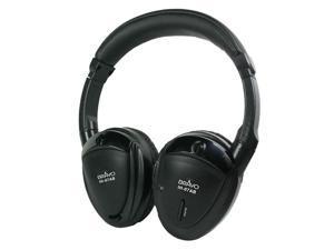Bravo View IH-07AB – DUAL SOURCE Automotive IR Wireless Headphones