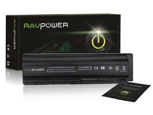 RAVPower® Laptop Notebook Replacement Li-ion Battery (12-Cell / 8800mAh), for HP Pavilion DV6 DV6T-1000 DV6-2155DX DV6-1245DX ...