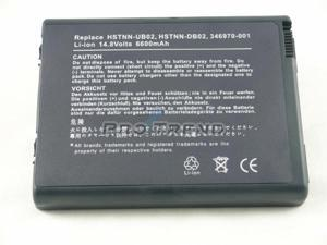 Repalcement Laptop Notebook Battery (14.8V 6600MAH/12 Cells) for  HP/Compaq Presario R3000,R3100,R3200,R3300,R3400,R4000,R4100,R4200,x6000, ...