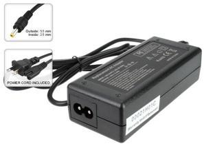 Replacement Laptop  AC Adapter (65W 19V 3.42A 5.5*2.5 2-Prong US Version) for Toshiba Satellite M55 M60 M65 P205 U305 Series