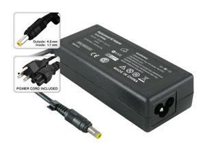 Laptop Notebook Replacement AC Adapter for HP Pavilion DV4000, DV4100, DV4200 Series fits ACL1056, B65602-001, DC359A