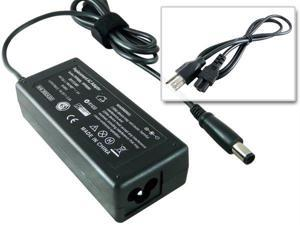 Laptop Notebook Replacement AC Adapter for HP Compaq nx6320 nx7300 Notebook PC Series fits 391173-001, 384020-001,384020-003,409992-001, ...