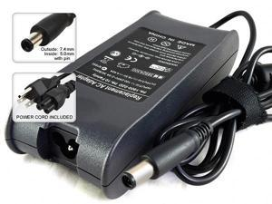Laptop Notebook Replacement AC Adapter for Dell Inspiron Series 1150,1720,1721,8500,9200,9300,9400,E1705 fits PA-10, NADP-90KB, ...