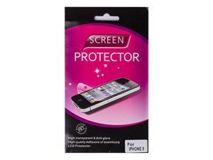 3 Pack Clear LCD Screen Protector For Apple New iPhone 5 5th Gen