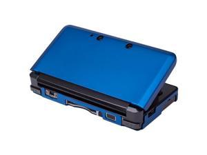 Blue Hard Case Cover For Nintendo 3DS