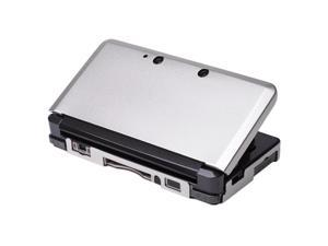 White Hard Case Cover For Nintendo 3DS