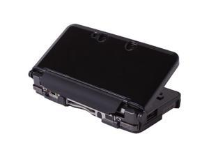 Black Hard Case Cover For Nintendo 3DS