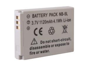 NB-5L NB5L Battery For Canon SD700 SD800 SD900