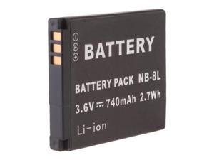 Battery NB-8L NB8L Canon A3000 A3100 A3000Is A3100IS