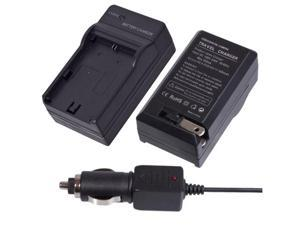 Premium Compact Battery Charger Set For Canon LP-E6