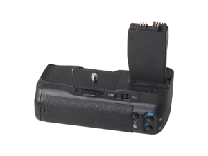 Battery Grip For Canon EOS 550D 600D BG-E8 Rebel T2i T3i SLR
