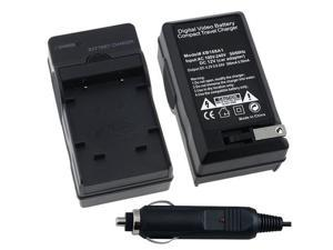 Battery Charger For Nikon Coolpix S220 S600 S60 EN-EL10