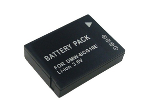 Battery For Panasonic DMW-BCG10E DMW-BCG10GK DMW-BCG10PP DMW-BCG10