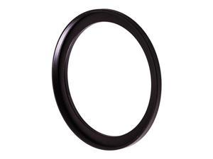 Black 49mm-58mm 49-58mm Metal Screw-in Step Up Ring Filter Adapter