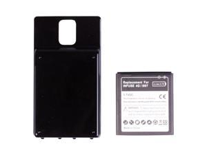 Extended Battery + Cover Door Case For Samsung Infuse 4G I997