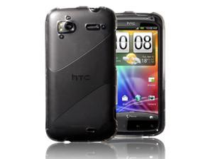 Crystal Hard Shell Case Cover For HTC Sensation 4G/G14