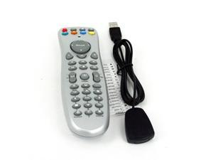 USB PC Laptop Remote Control Media Center Controller For Windows XP, Vista, 7