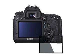 GGS Self-Adhesive Optical Glass LCD Screen Protector for Canon 6D DSLR