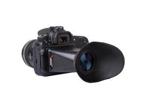 "2.8x Magnifier Extender Viewfinder View Finder For 3"" LCD Screen Camera"