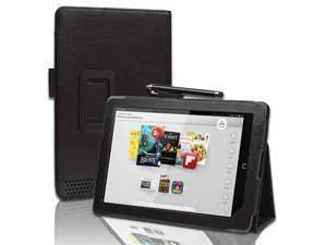 """Nook HD 9 Case - Slim Fit Folio Leather Case Smart Cover Stand For Barnes & Noble Nook HD+ 9"""" Tablet with Auto Sleep & Wake ..."""