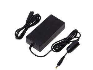 PS2 Slim AC Adapter Cord Rapid Home Travel Business Trip Power Charger Compatible with Sony PlayStation2 7000 9000 Series ...