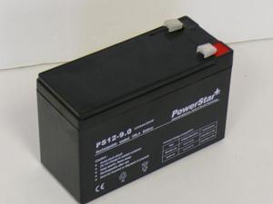 PowerStar PS-1290 Battery 12V 9AH 12 Volt 9 Amp 6-DW-9 CP1290 HR9-12 NEW