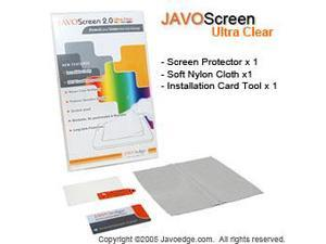 JAVOedge Ultra-Clear Screen Protector for iRiver T60