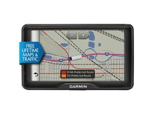 Garmin Dezl 760LMT 7-Inch Bluetooth Trucking GPS with Lifetime Maps & Traffic