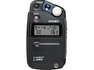 Sekonic L308S Flashmate Digital Incident Reflected and Flash Light Meter
